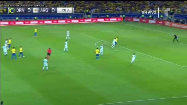[TLMD - National- LV] Firmino se traga un gol...en fuera de juego