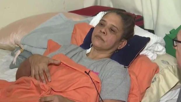 [TLMD - NY] Habla madre dominicana baleada por policía