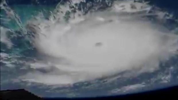[TLMD - NATL] Desde el espacio: el aterrador ojo del catastrófico huracán Dorian