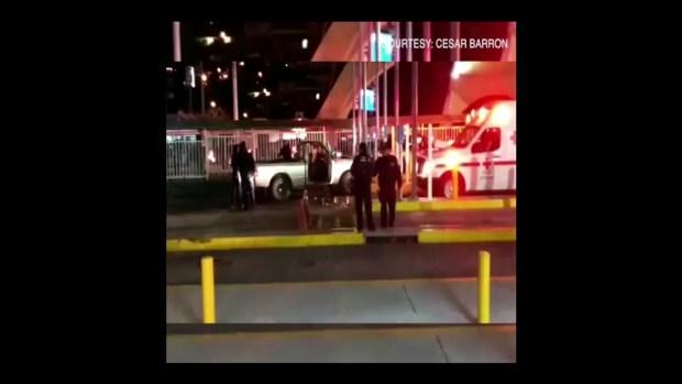 [TLMD - AZ] Incidente deja un herido en cruce fronterizo Nogales