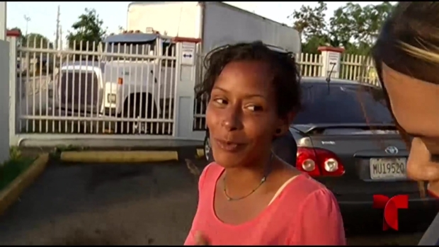 Madre de bebé abandonada envía mensaje a Puerto Rico