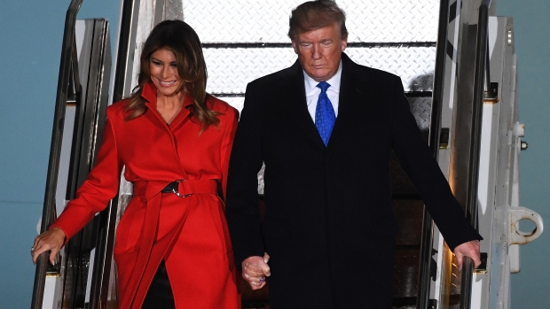 Trump se reunirá con líderes mundiales en la cumbre de la OTAN en Londres