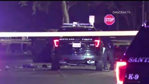 [TLMD - LA] Muerte y dolor tras balacera en Santa Ana