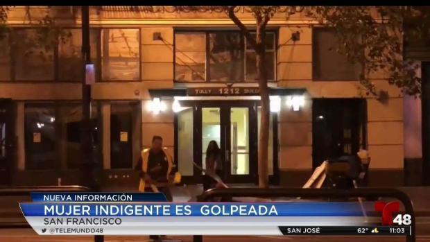 [TLMD - Bahia] Mujer indigente es agredida brutalmente en SF