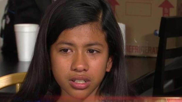 [TLMD - SD] Exclusiva: niña cuenta su experiencia tras ser detenida por CBP