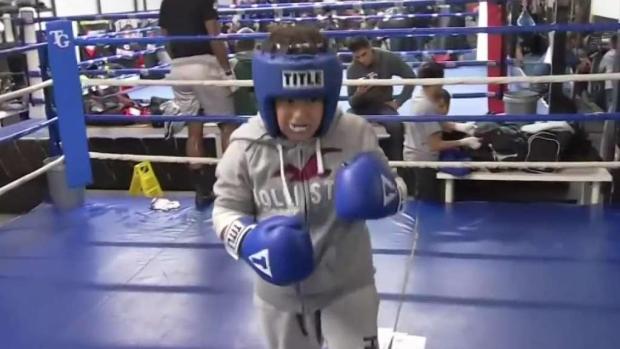 [TLMD - LA] Niño boxeador campeón del ring entre muchas cosas más