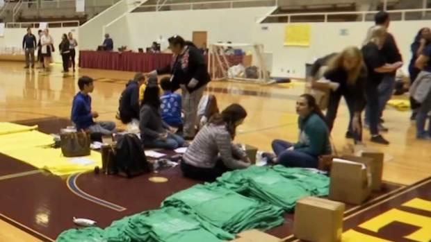 [TLMD - Dallas] Miles de estudiantes afectados por tornados en el norte de Texas
