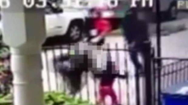 [TLMD - NY] Padre y su hijita emboscados a punta de pistola