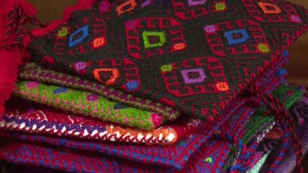 Plagio de talento de moda indígena