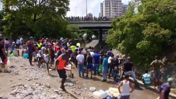 [TLMD - MIA] Quinto día sin luz en Venezuela