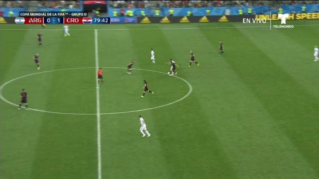 [TLMD - LV] Segundo gol de Croacia