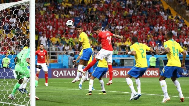 [TLMD - MIA] Suiza empata con gol de Zuber