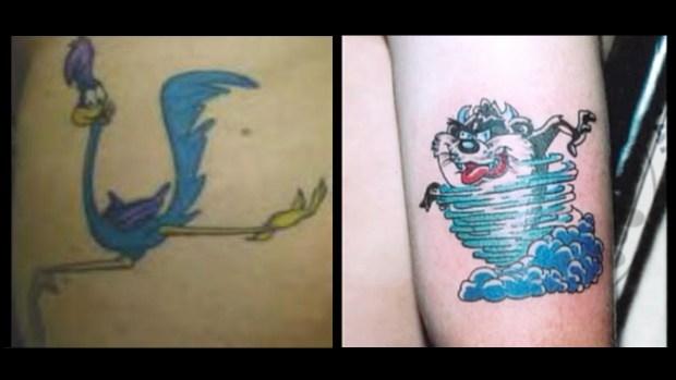 Fotos: Tatuajes de los criminales y sus significados