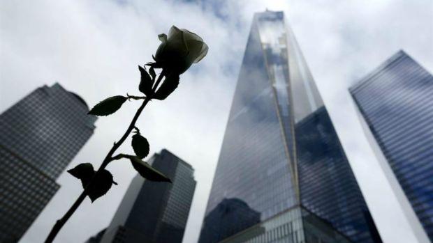 Fotos: Tributo a víctimas en aniversario del 9/11