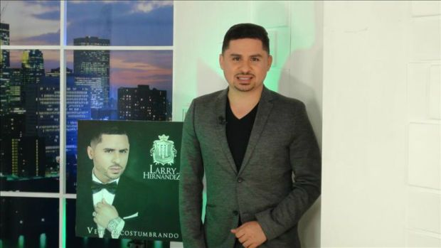 Video: Comparecerá en corte cantante Larry Hernández