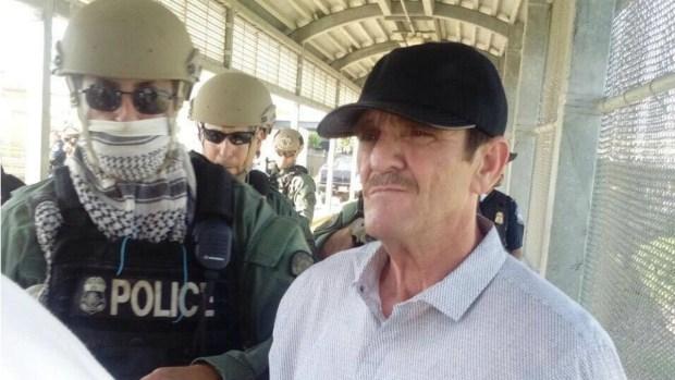 """""""El Güero"""" Palma, el sanguinario narco regresa a México"""
