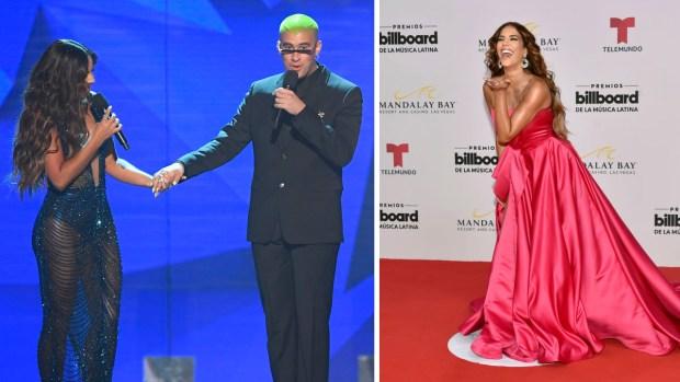 [TLMD - NATL] Gaby Espino con un montón de vestidos impactó a sus galanes en Billboard