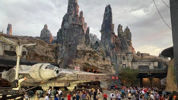 Abre sus puertas el mundo de Star Wars: Galaxy's Edge en Disney