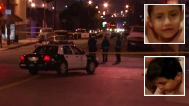 Reporte: Patrulla del alguacil arrolla y mata a dos hermanitos