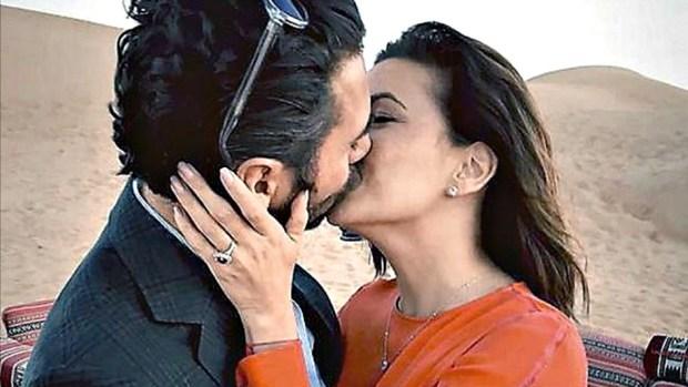 Fotos: Eva Longoria comprometida con ejecutivo mexicano