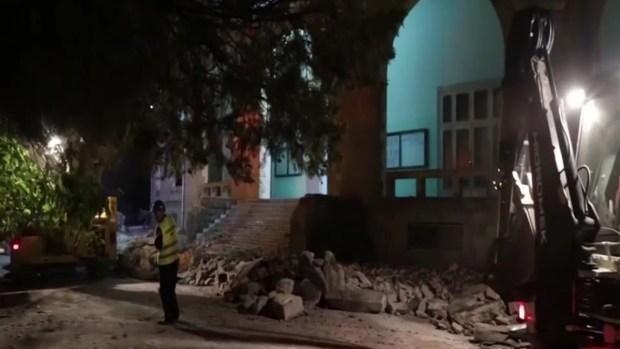 [TLMD - NATL] Terremoto de 5.8 sacude a Albania