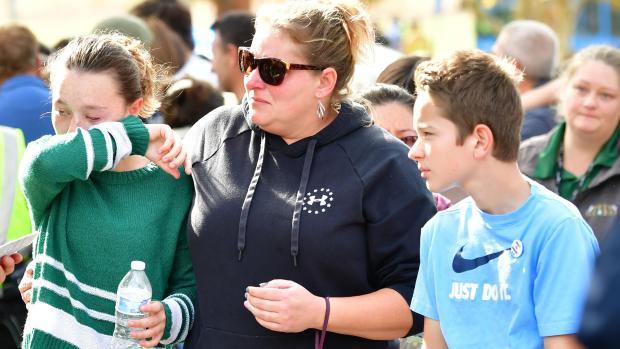 [TLMD - NAT] Tiroteo en escuela de California deja dos menores muertos