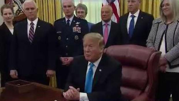 [TLMD - LV] Trump asegura que ganará demanda contra estados
