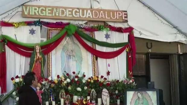 [TLMD - LA] Veneran a la Virgen de Guadalupe en Huntington Beach