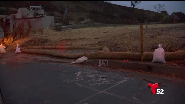 [LA - stringer] Ventura se prepara para tormenta con evacuaciones