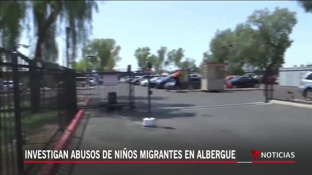 [TLMD] Videos muestran presuntos abusos a niños migrantes