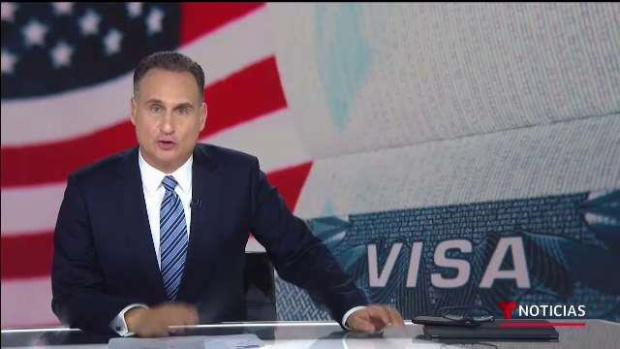 [TLMD - MIA] Visa S a cambio de colaborar con gobierno de EEUU