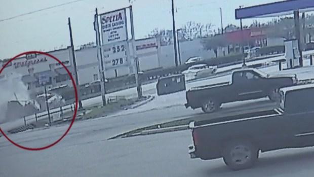 [TLMD - Houston] Acusan de homicidio involuntario a conductor que persiguió en accidente mortal