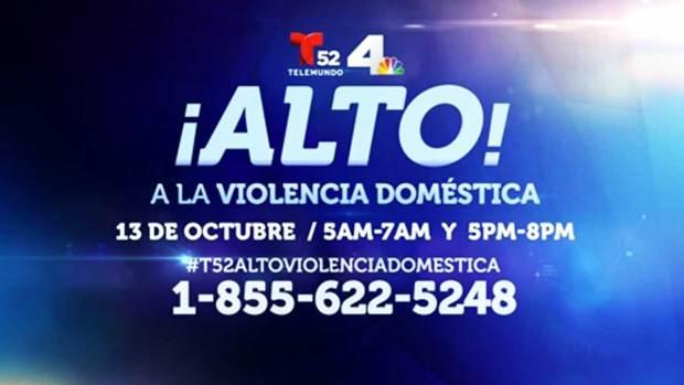 Video: T52 informa todo sobre violencia doméstica