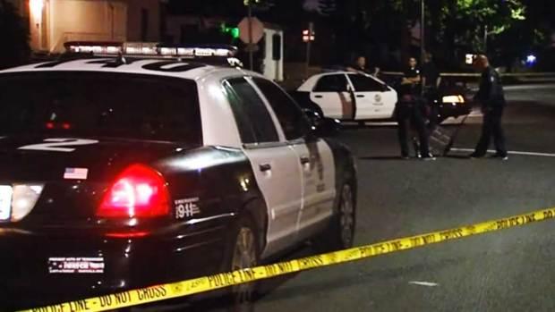 Video: Llueven balas sobre carro con niños