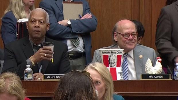 Ausencia de Barr desata polémica en el Congreso