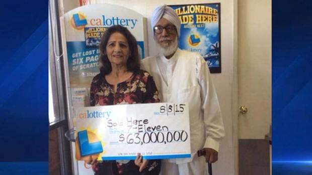 Video: Buscan a ganador de $63 millones