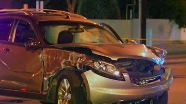 Video: Cacería por conductor que dejó cuatro heridos