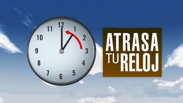 Video: Alerta por cambio de horario este domingo