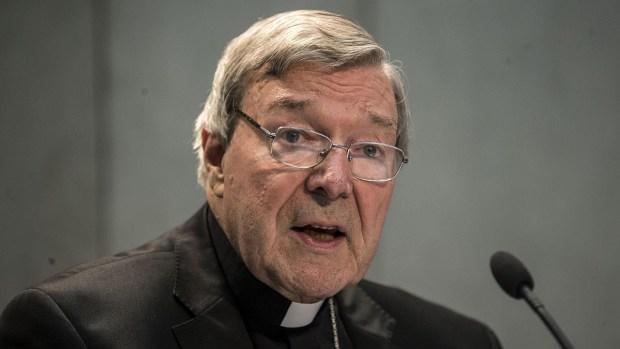 Cardenal enfrenta tribunal australiano por acusación de abuso sexual