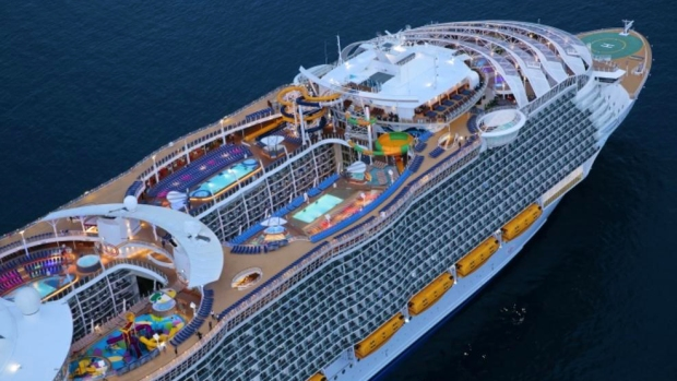 Por dentro: el crucero más grande del mundo