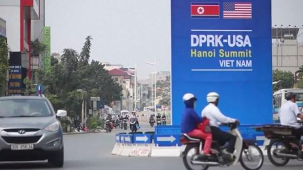 Hanoi está lista para la cumbre Trump-Kim Jong Un