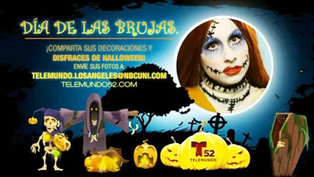 "Video: T52 invita a compartir imágenes de ""Halloween"""