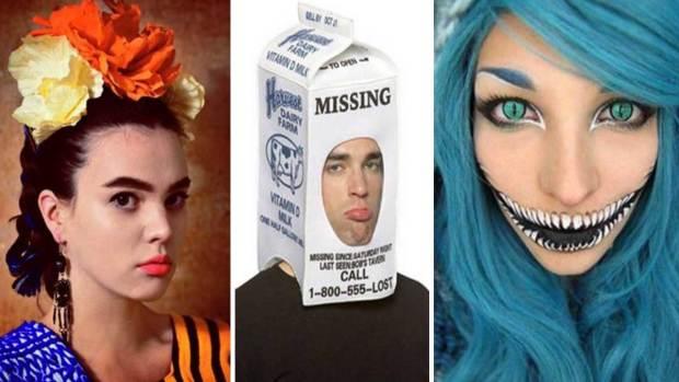 Disfraces para reír, llorar y temblar en Halloween
