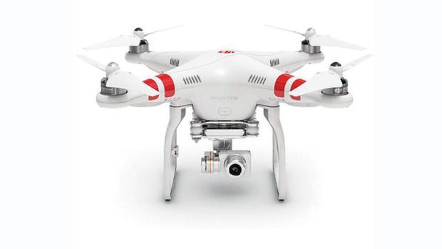 Video: Guerra en CA contra los drones