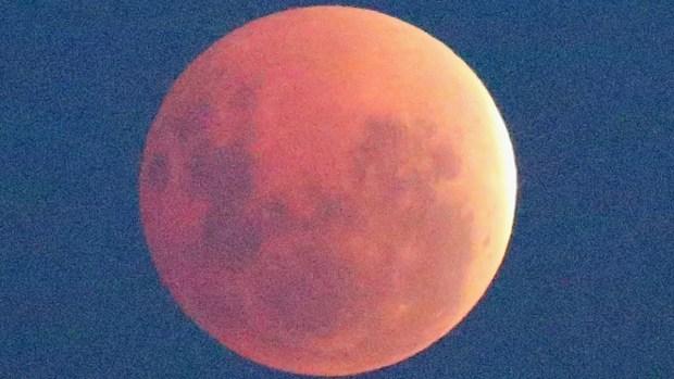 Inminente eclipse lunar será el más largo del siglo: por qué