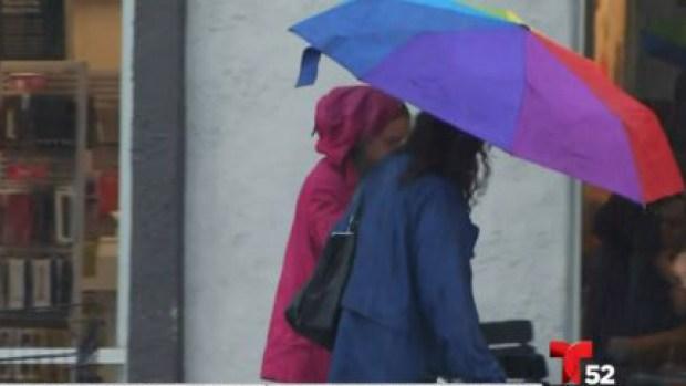 VIDEO: El Niño podría aliviar sequía en California