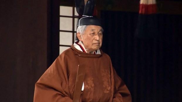 [TLMD - LV] Quién es el emperador Akihito y por qué abandona su trono
