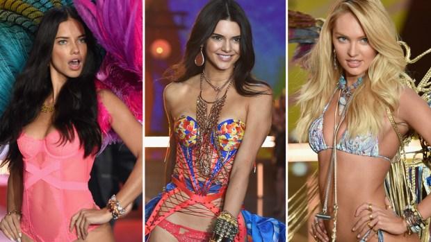 Fotos: Así fue el desfile de Victoria's Secret