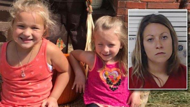 """""""Lo planeó por semanas"""": la acusan de matar a sus pequeñas hijas"""
