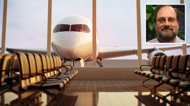 Misterio: estuvo 8 meses muerto en aeropuerto y nadie se dio cuenta